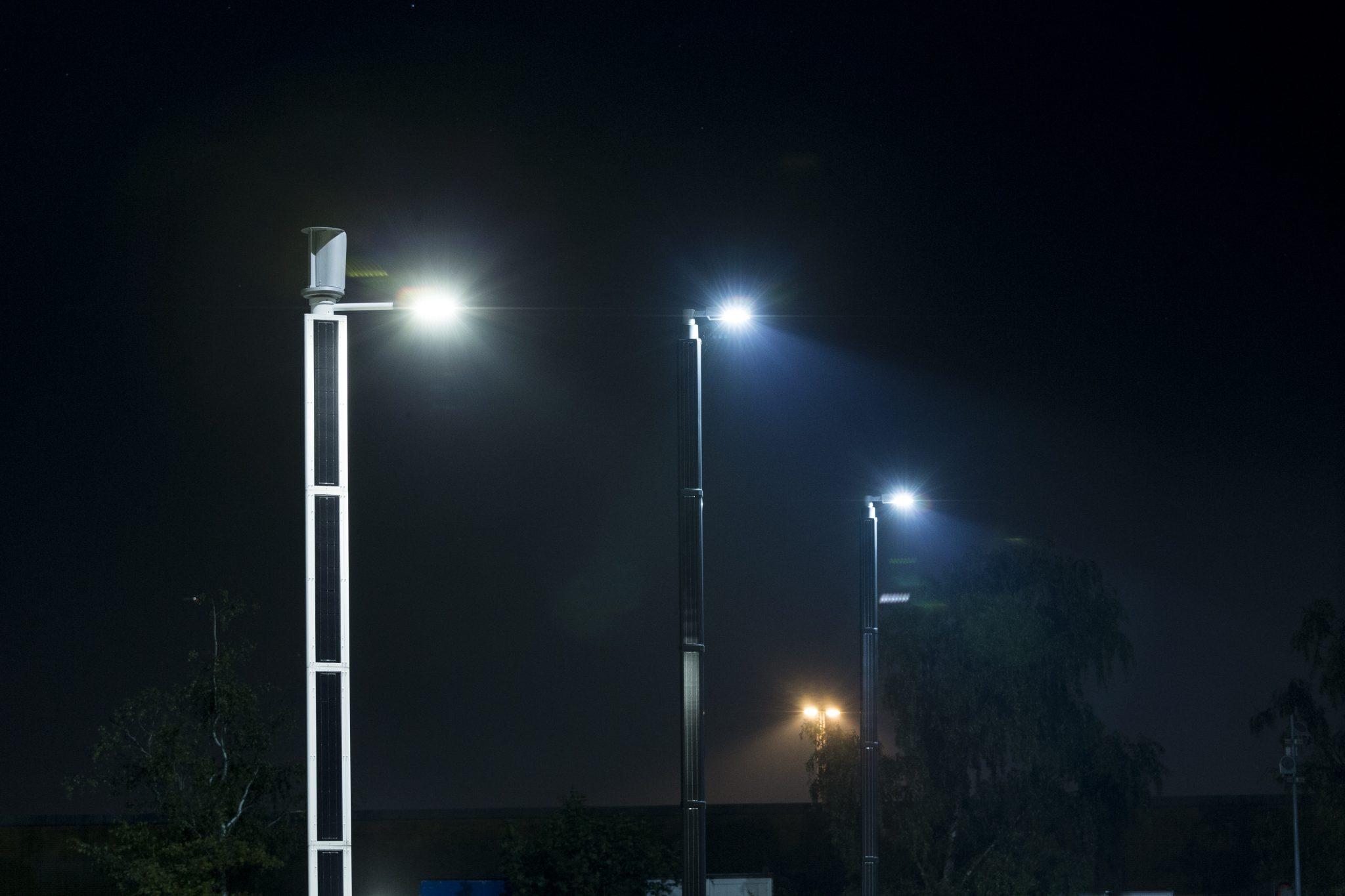 Luminaires in the DOLL Living Lab (picture Nicolai Perjesi, nicolaiperjesi.com)