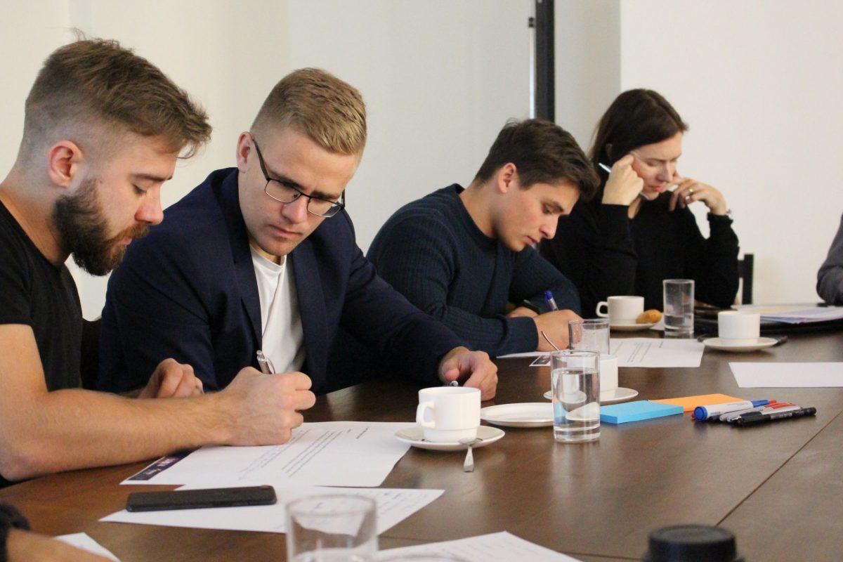 Participants Of LUCIA's Local Economic Expert Workshop In Tallinn, Estonia