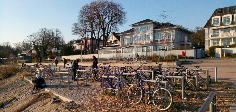 LUCIA Pilot Site Area In Hamburg